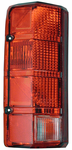 Glo-Brite Replacement Ford Right-Hand Tail Lamp Lens (1980-1986)