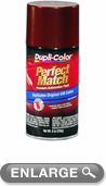GM Dark Metallic Dark Toreador Auto Spray Paint - 51 (1997-2005)