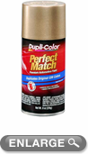GM/Saturn Metallic Gold Auto Spray Paint - 60 (1998-2002)