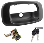 GM Silverado & Sierra Integrated O.E. Tailgate Lock (1999-2007)
