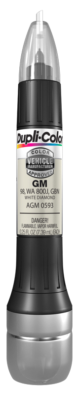 GM White Diamond All-In-1 Scratch Fix Pen - 98 800J 2006-2016