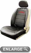 GMC Sideless Universal Bucket Seat Cover