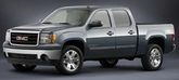 GMC Sierra 1500 HD Lund Elite Wide Style Textured Fender Flares (1999-2007)