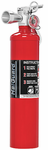 HalGuard HG250R Red Clean Agent Fire Extinguisher