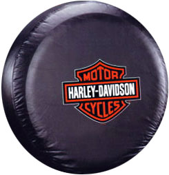 Harley Davidson Tire Covers