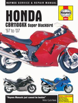 Honda CBR1100XX Super Blackbird Haynes Repair Manual (1997-2007)