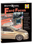 Haynes Xtreme Ford Focus Customizing Book