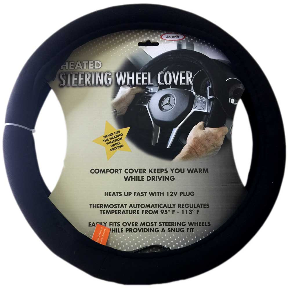 Click here for Heated Steering Wheel Cover prices