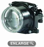 Hella 90mm Bi-Halogen High/Low Beam Module