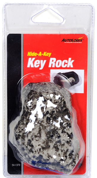 Hide-A-Key Key Rock