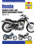 Honda CMX250 Rebel & CB250 Nighthawk Twins (1985-2014)