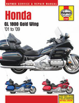 Honda GL 1800 Gold Wing Haynes Repair Manual (2001-2009)