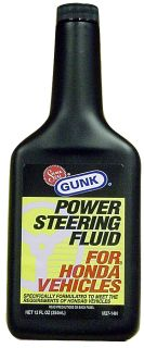 Honda Power Steering Fluid 12 Oz.