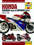 Honda VFR400R & RVF400R Haynes Repair Manual (1989-1998)