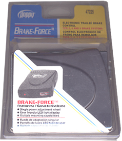 Hoppy Brake-Force Electronic Trailer Brake Control