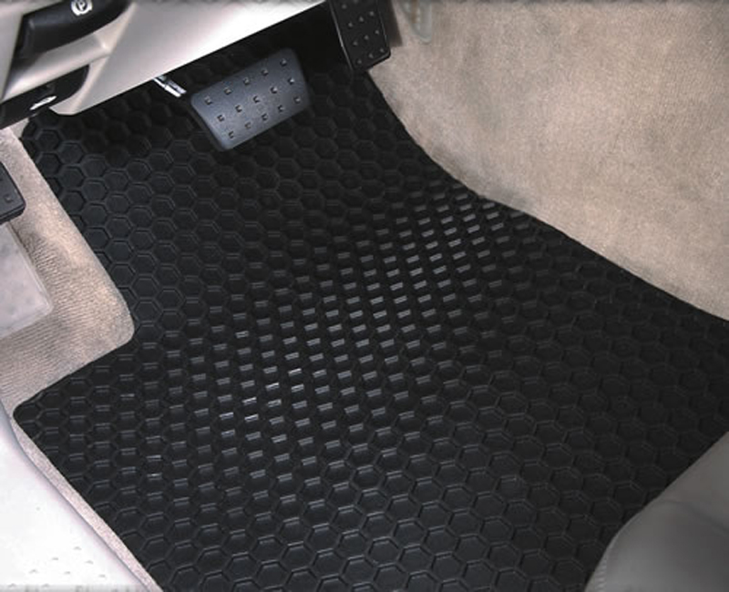 Intro Tech Custom All Season Hexomat Floor Mats