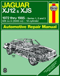 Jaguar XJ12 & XJS Haynes Repair Manual (1972-1985)