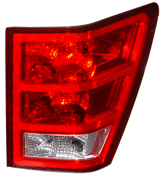 Jeep Cherokee WK Single Taillight Assembly 2007-2010
