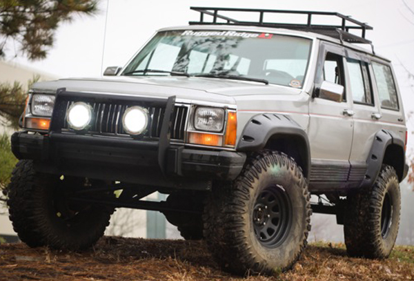 Jeep Cherokee XJ All Terrain Fender Flares 1984-2001