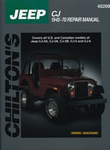 Jeep CJ (1945-70) Chilton Manual