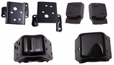 Jeep CJ Engine Mounting Bracket Kit (1974-1981)