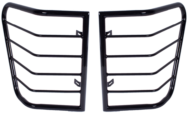 Jeep Grand Cherokee Black Taillight Guard-Pair 2005-2008
