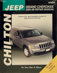 Jeep Grand Cherokee Chilton Manual (2005-2009)