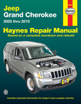 Jeep Grand Cherokee Haynes Repair Manual (2005-2010)