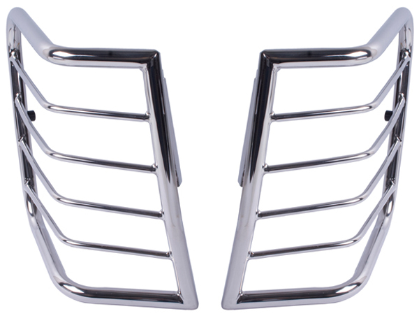 Jeep Grand Cherokee Stainless steel Taillight Guard-Pair 2005-2010