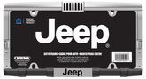 Jeep Grill and Bumper Chrome Frame