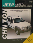 Jeep Liberty Chilton Repair Manual (2002-2007)