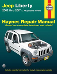 Jeep Liberty Haynes Repair Manual (2002-2007)
