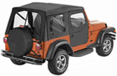 Jeep Soft Tops & Covers