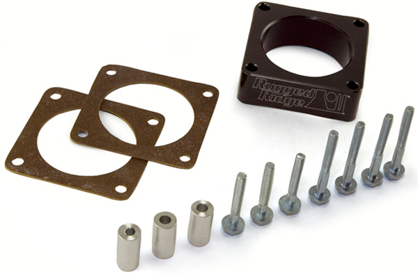 Click here for Jeep Wrangler & Cherokee Throttle Body Spacer prices