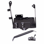 Jeep Wrangler CJ Black Battery Tray Kit (1976-1986)