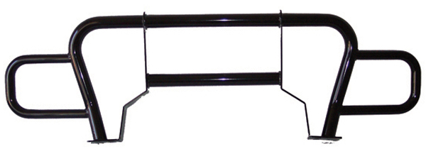 Jeep Wrangler Front End Black Euro Guard 1987-2006