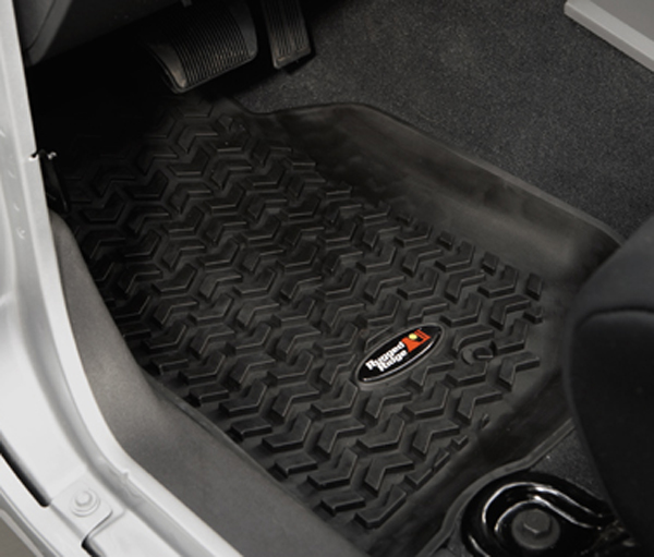 Click here for Jeep Wrangler JK Front All Terrain Floor Liners-Pa... prices
