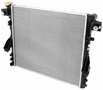 Jeep Wrangler JK Replacement 3.8L Radiator (2007-2010)