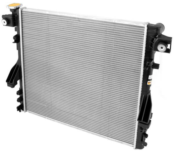 Jeep Wrangler JK Replacement 3.8L Radiator 2007-2011