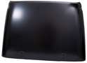 Jeep Wrangler JK Replacement Steel Hood (2007-2010)