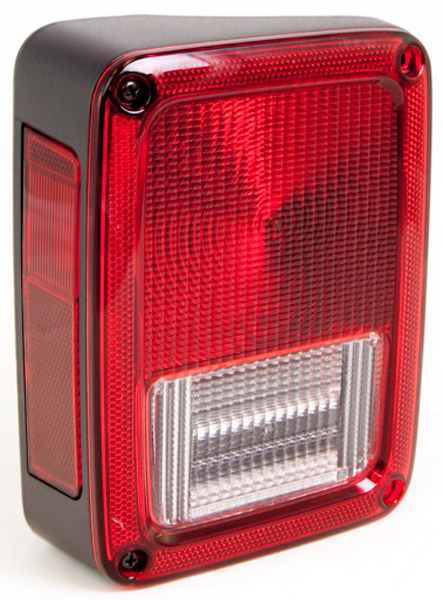 Jeep Wrangler JK Tail Light Assembly 2007-2016