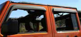 Jeep Wrangler Jk Window Visors (2007-2016)