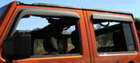 Jeep Wrangler Jk Window Visors (2007-2014)