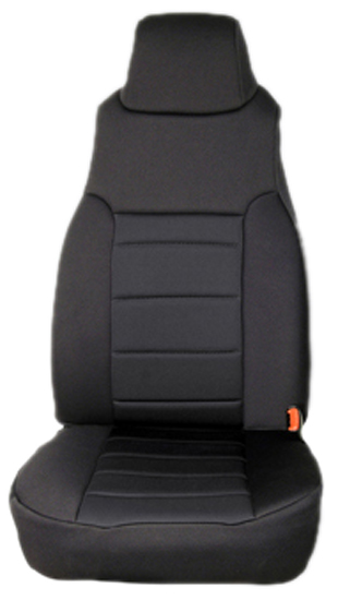 Jeep Wrangler Neoprene Front Seat Covers-Pair 1997-2002