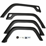 Jeep Wrangler TJ 4-PC Fender Flare Kit (1997-2006)