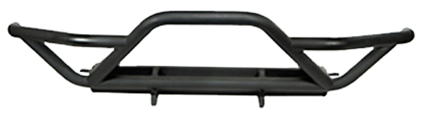 Jeep Wrangler & Unlimited Black Front Grille Guard 1987-2006