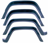 Jeep Wrangler (XJ) 4 Piece Fender Flare Kit (1984-1996)