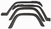 Jeep Wrangler YJ 4-PC Fender Flare Kit (1987-1995)