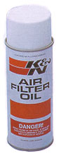 K&N 12 oz. Air Filter Oil