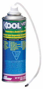 Kool It Evaporator And Heater Core Foam Cleaner Lub96030